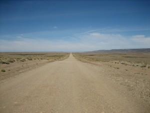 Patagonia argentina. Ruta N° 40