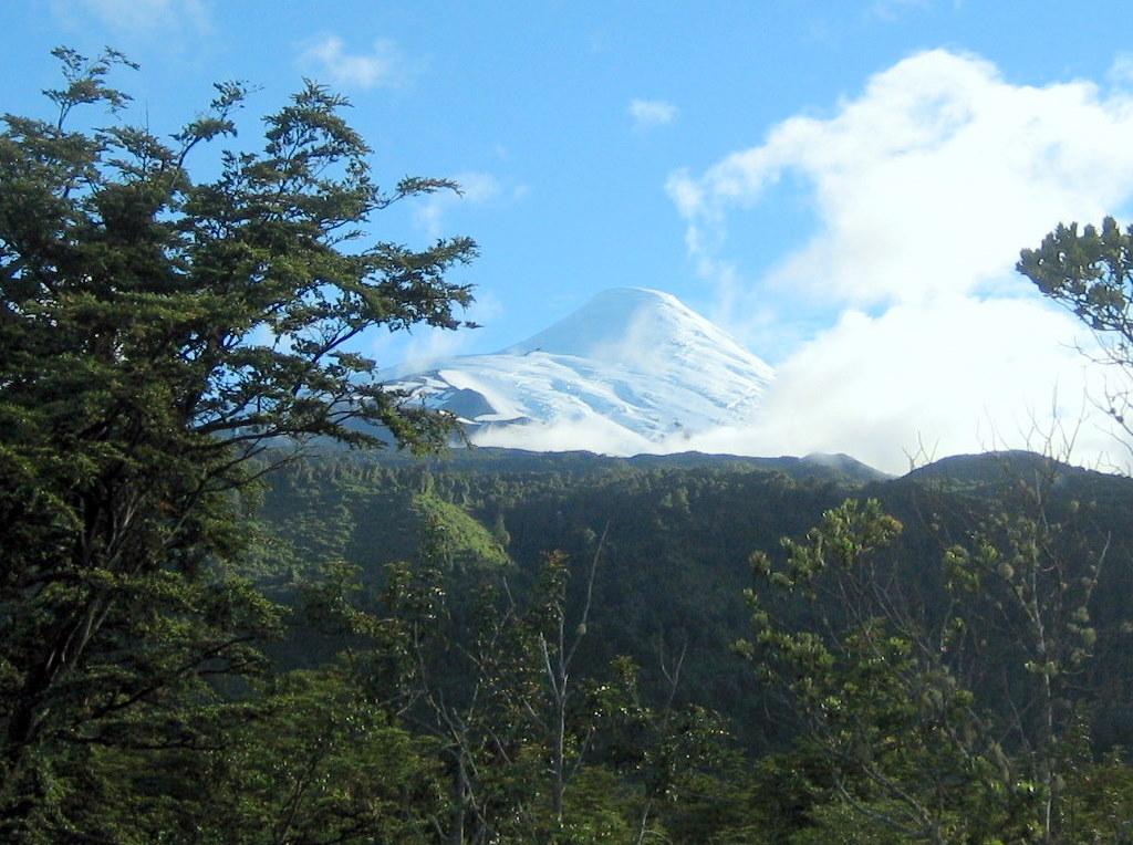 Il Vulcano Osorno (CH)