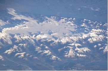 Campo de Hielo Patagonico Norte