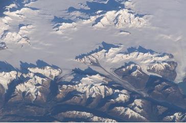 Campo de Hielo Patagonico Sur