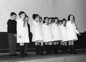Alunni elementari 1966