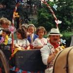 carro coi piccoli primi anni novanta